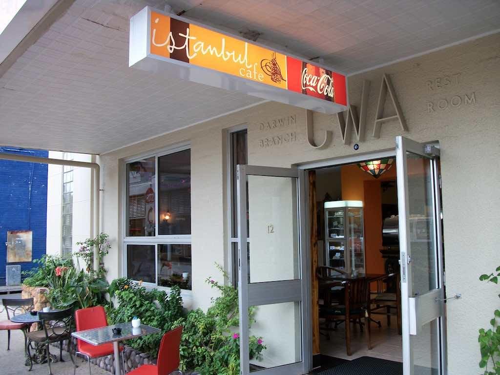 Darwin, Australia - Istanbul Cafe
