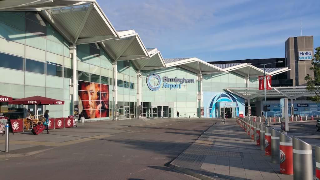 Derby, Derbyshire United Kingdom - Birmingham Airport (BHX)