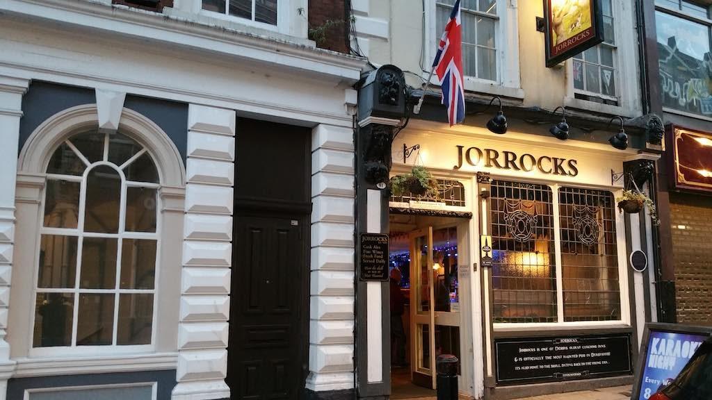 Derby, Derbyshire United Kingdom - Jorrocks