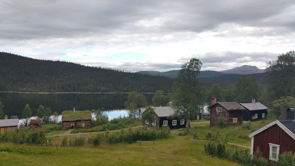 Fatmomakke, Sweden - Saami Village