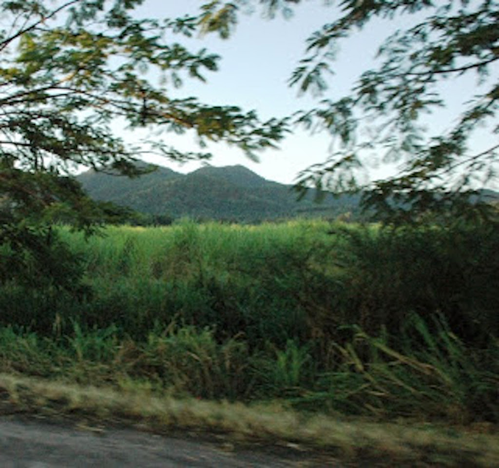 Fort-de-France, Martinique - Mountains