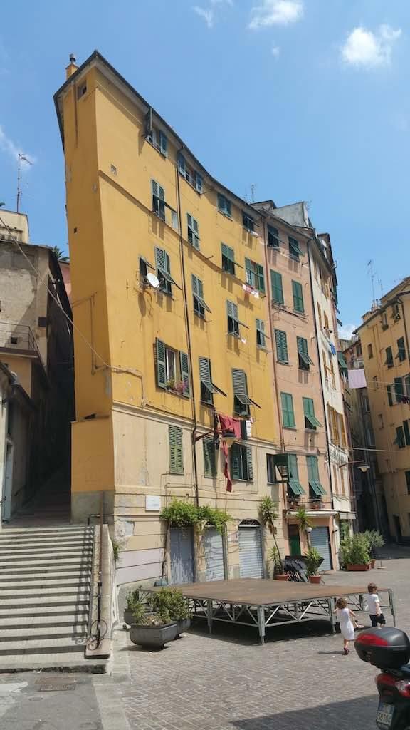 Genoa, Italy - Genoa Apartments
