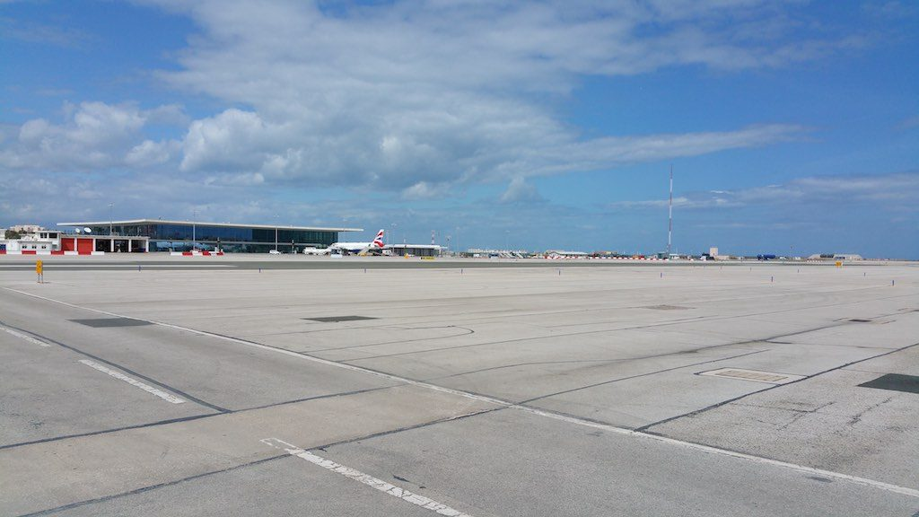 Gibraltar, United Kingdom - Gibraltar International Airport (GIB)