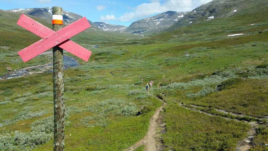 Hemavan, Sweden - Kungsleden Trail