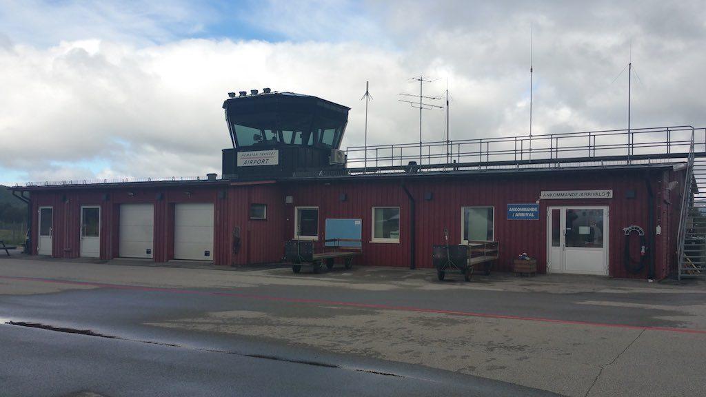 Hemavan, Sweden - Hemavan Airport (HMV)