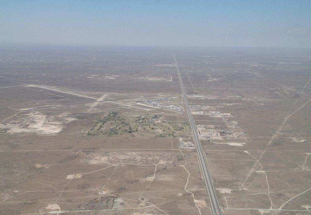 Hobbs, NM USA - Airport