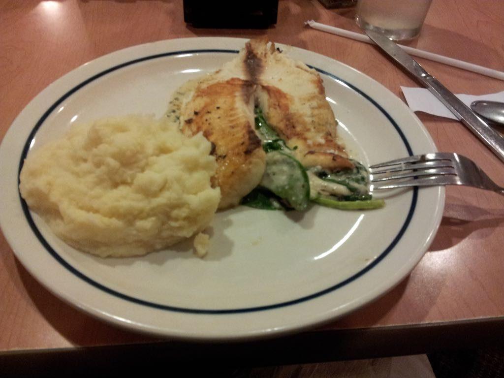 Hobbs, NM USA - Dinner