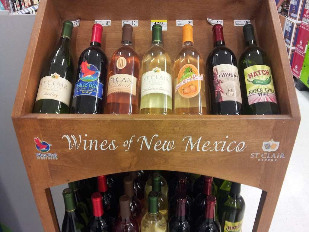 Hobbs, NM USA - Wines of New Mexico