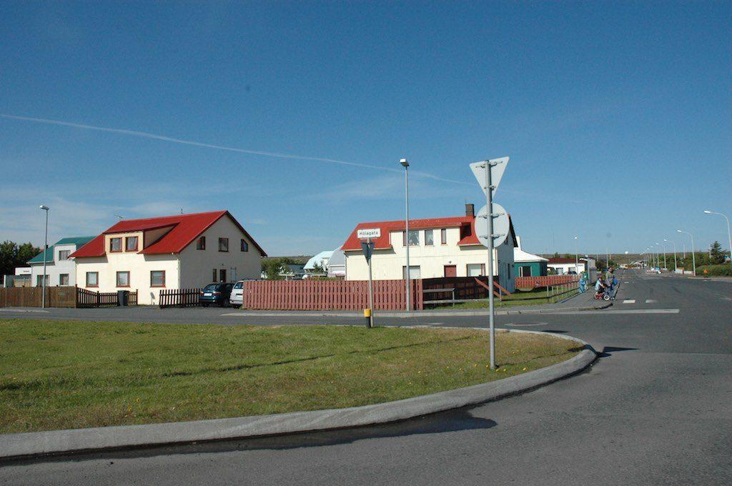 Keflavik, Iceland - Holagata