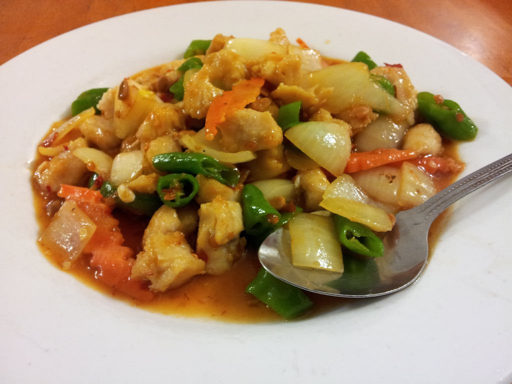 Koror, Palau - Chinese Food