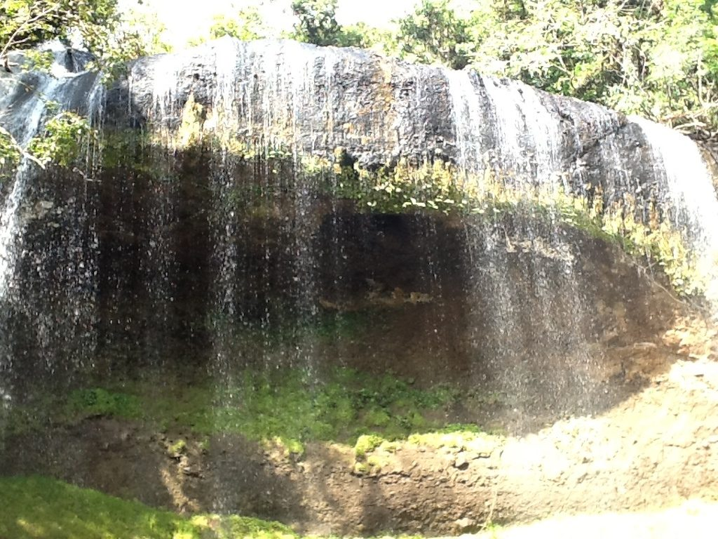 Koror, Palau - Ngardmau Falls