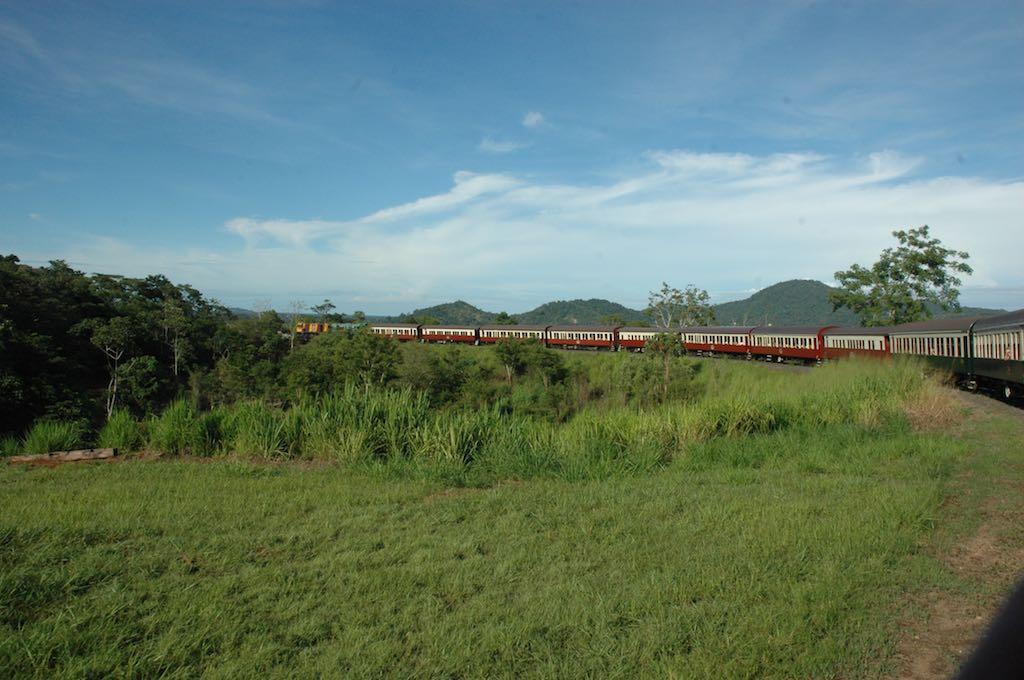 Kuranda, Queensland Australia - Kuranda Scenic Railway