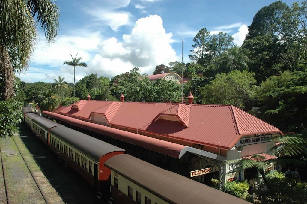 Kuranda, Queensland Australia - Kuranda Station