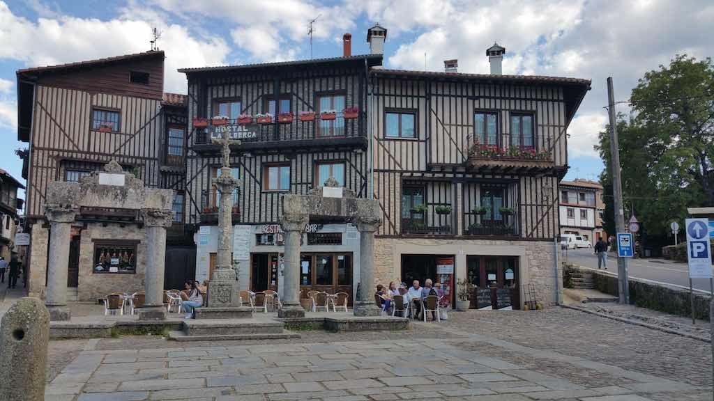 La Alberca, Spain - Hostal La Alberca