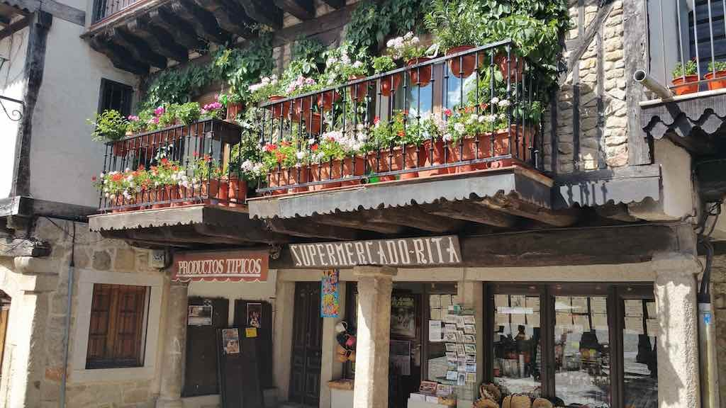 La Alberca, Spain - Super Mercado