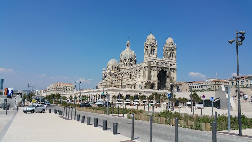 Marseilles, France - Cathédrale La Major