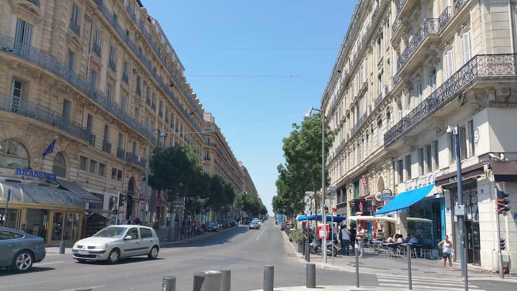 Marseilles, France - Street