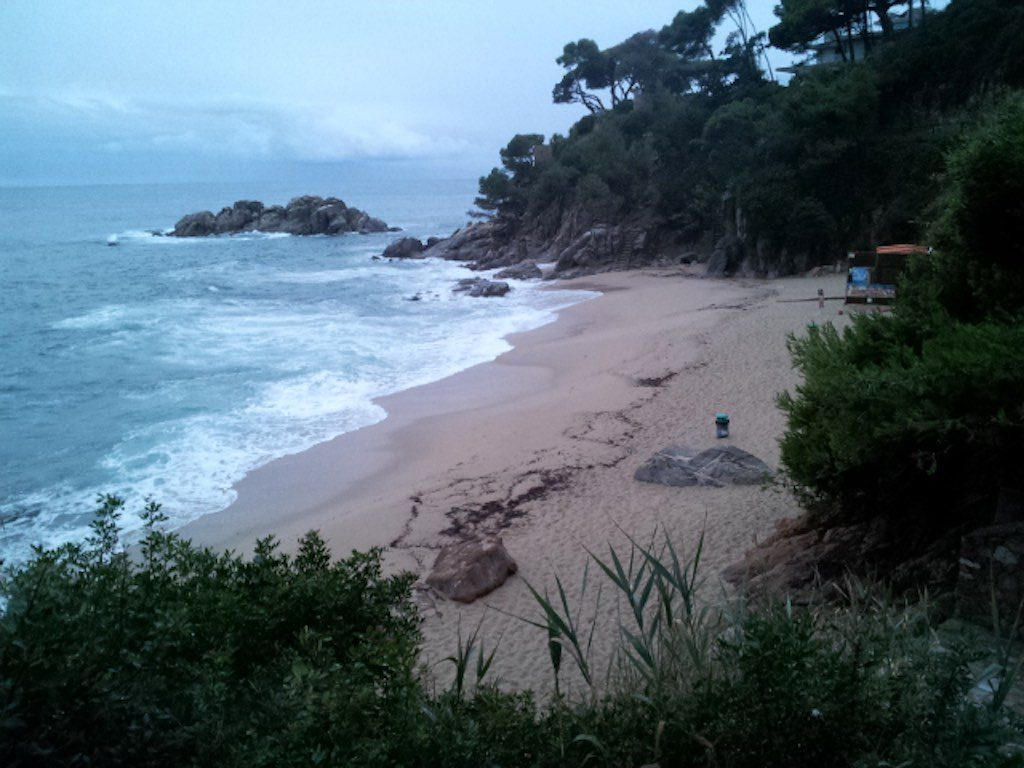 Platja d'Aro, Costa Brava Spain - Beach