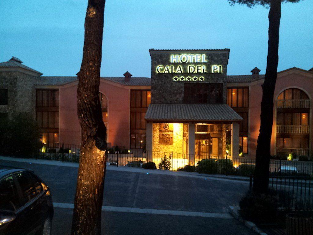Platja d'Aro, Costa Brava Spain - Hotel Calla del PL