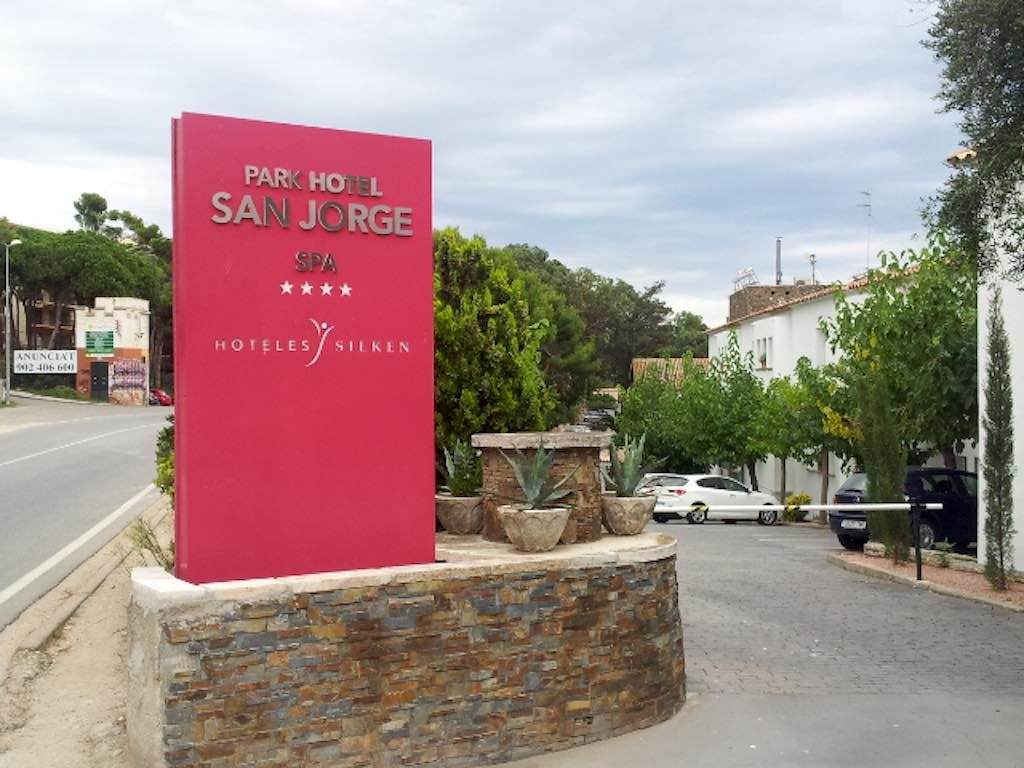 Platja d'Aro, Costa Brava Spain - San Jorge Hotel Silken