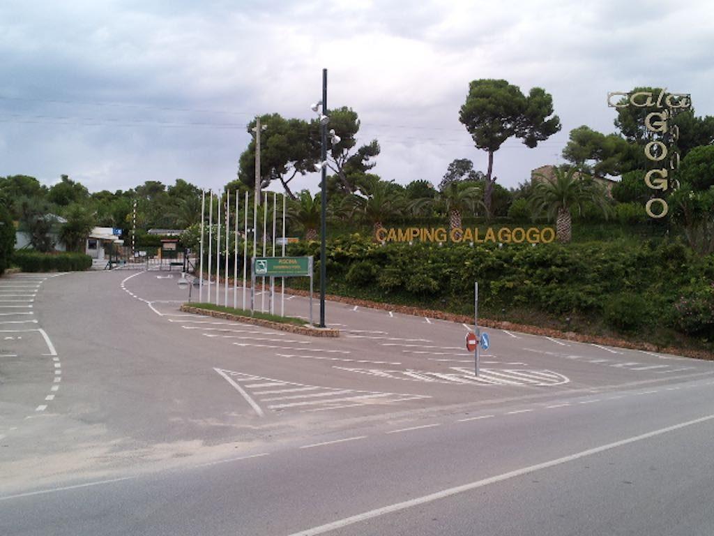 Platja d'Aro, Costa Brava Spain - Camping Calagogo