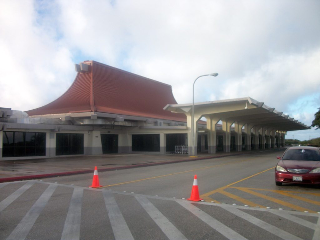 Saipan, Northern Mariana Islands Airport