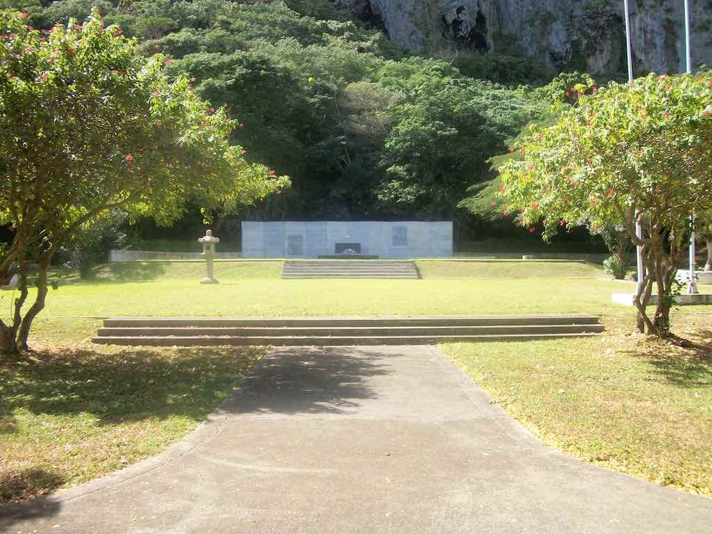 Saipan, Northern Mariana Islands - Japanese Peace Memorial