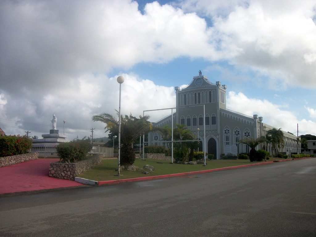 Saipan, Northern Mariana Islands - Our Lady of Mount Carmel Cathedral