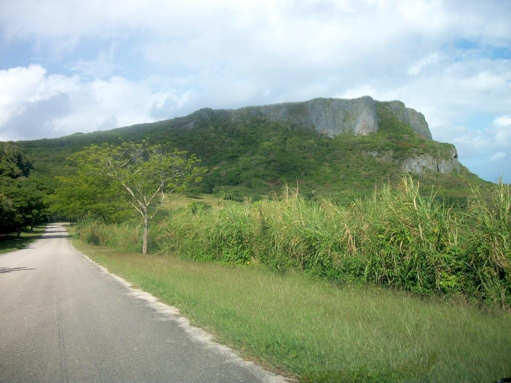 Saipan, Northern Mariana Islands - Suicide Cliff