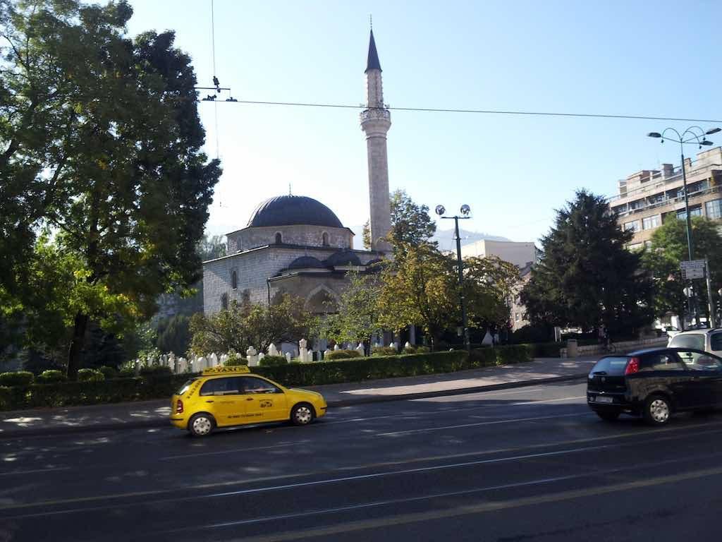 Sarajevo, Bosnia and Herzegovina - Mosque