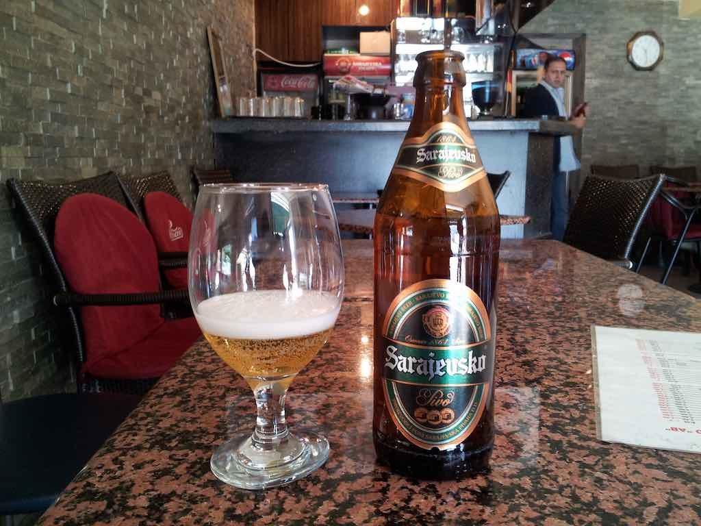 Sarajevo, Bosnia and Herzegovina - Sarajevsko Beer