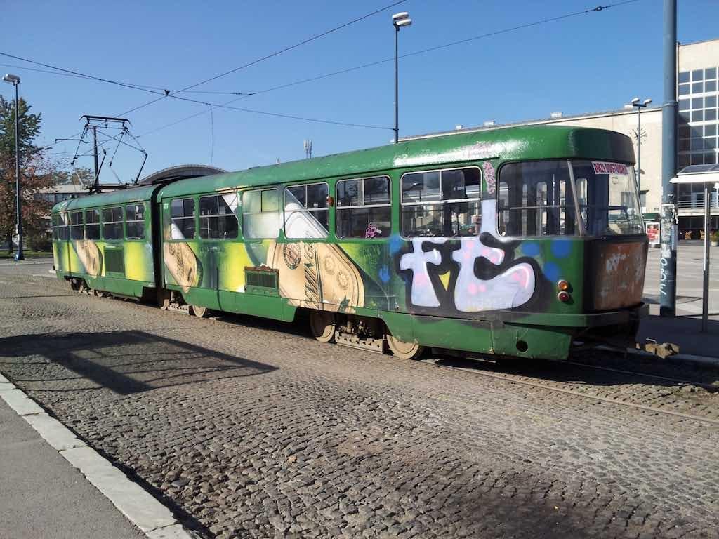 Sarajevo, Bosnia and Herzegovina - Tram