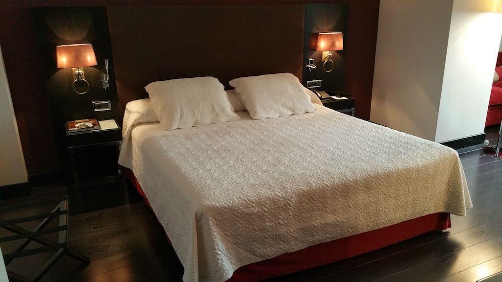 Valladolid, Spain - Hotel Gareus