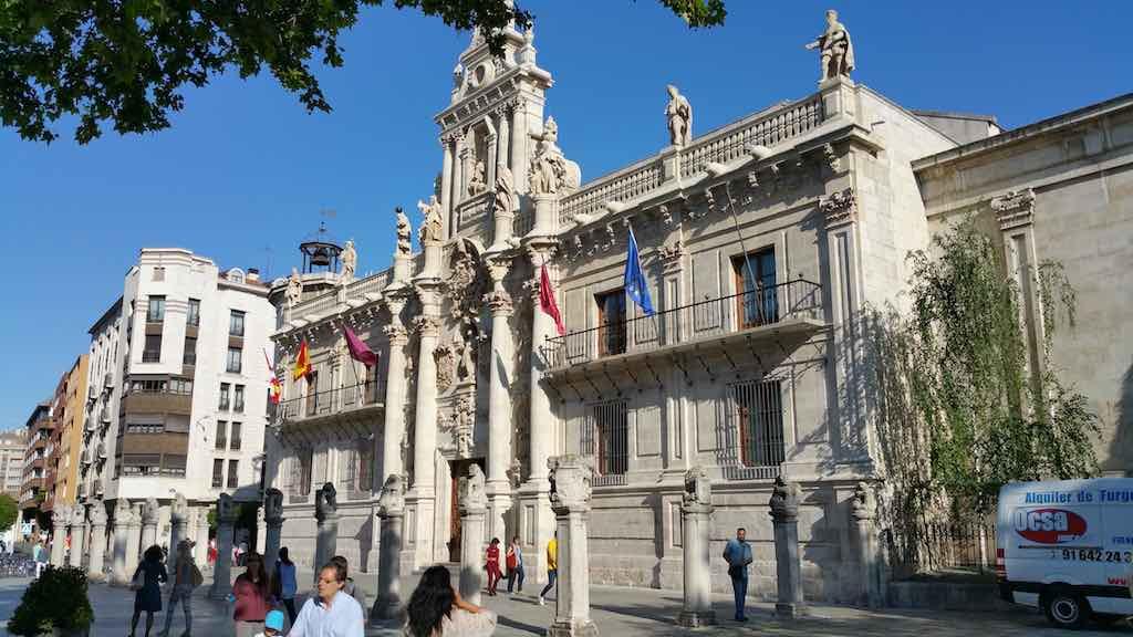 Valladolid, Spain - Museum