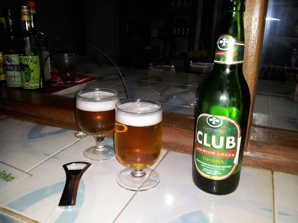 Ada Foah, Ghana - Club Beer