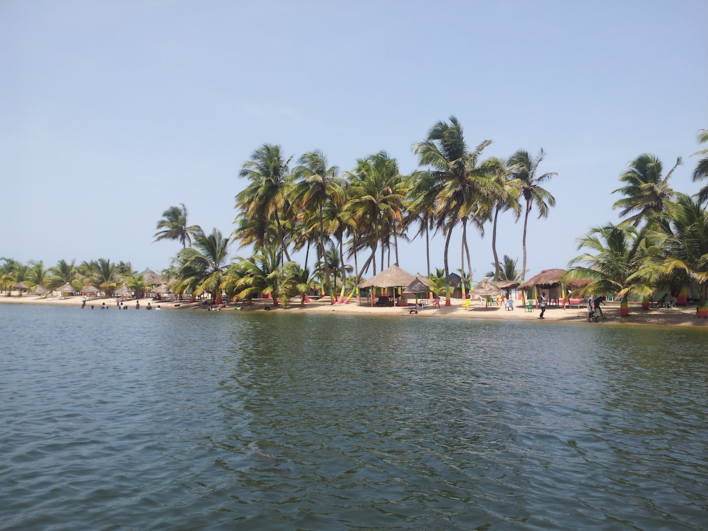 Ada Foah, Ghana - Local Beach