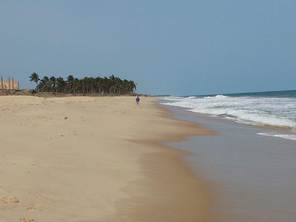 Ada Foah, Ghana Beach