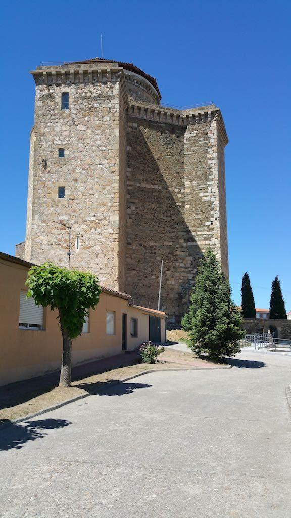 Alba de Tormes, Spain - Castillo de los Duques de Alba