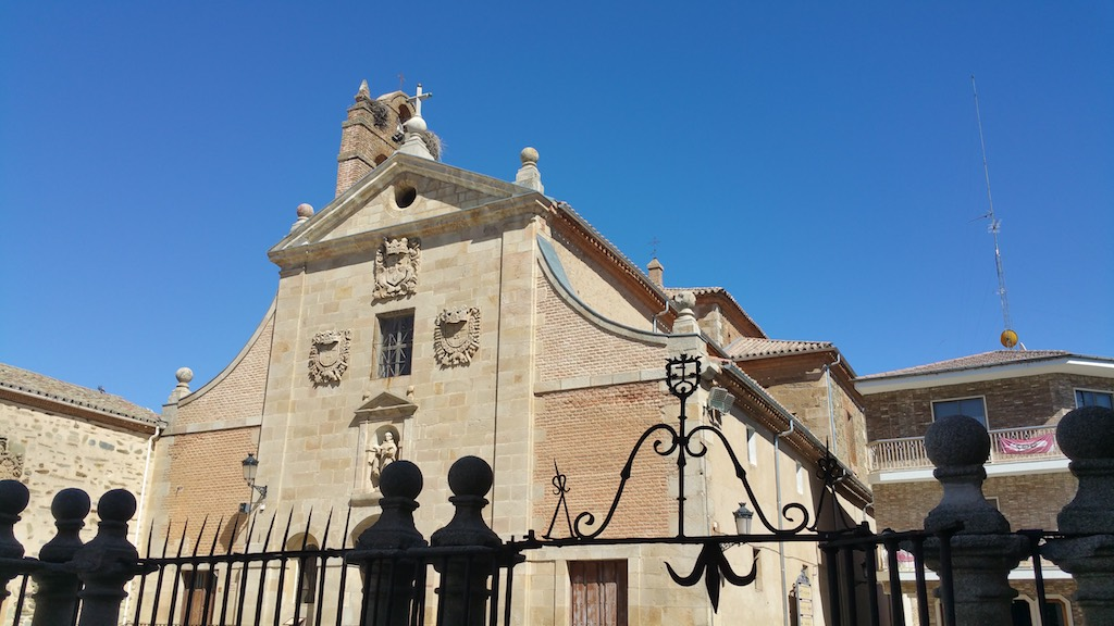 Alba de Tormes, Spain - Monastery of La Anunciacion