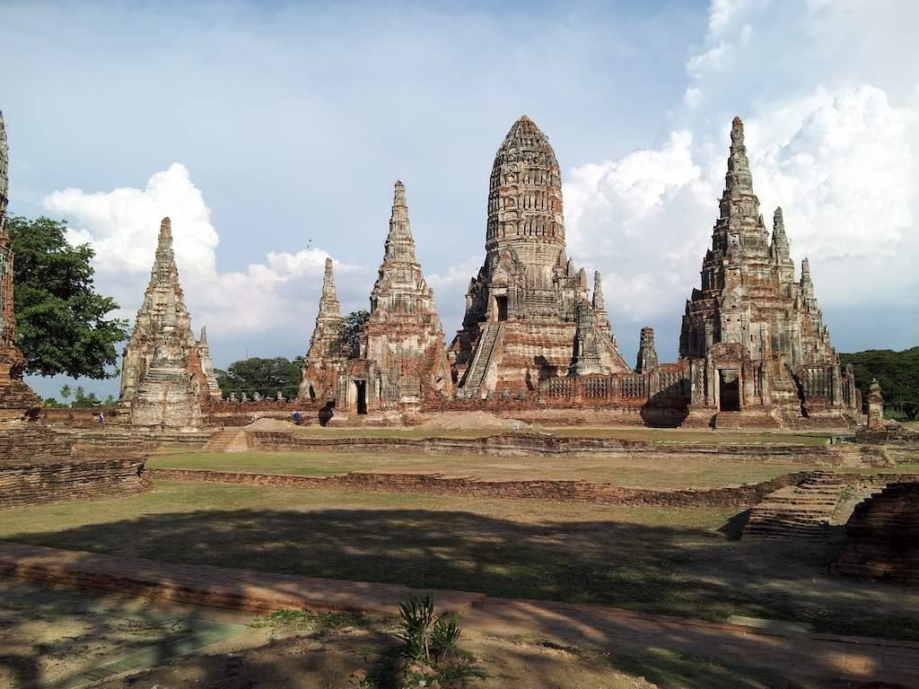 Ayutthaya, Thailand - Wat Na Phramane Temple
