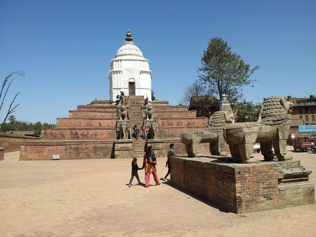 Bhaktapur, Nepal - Temple
