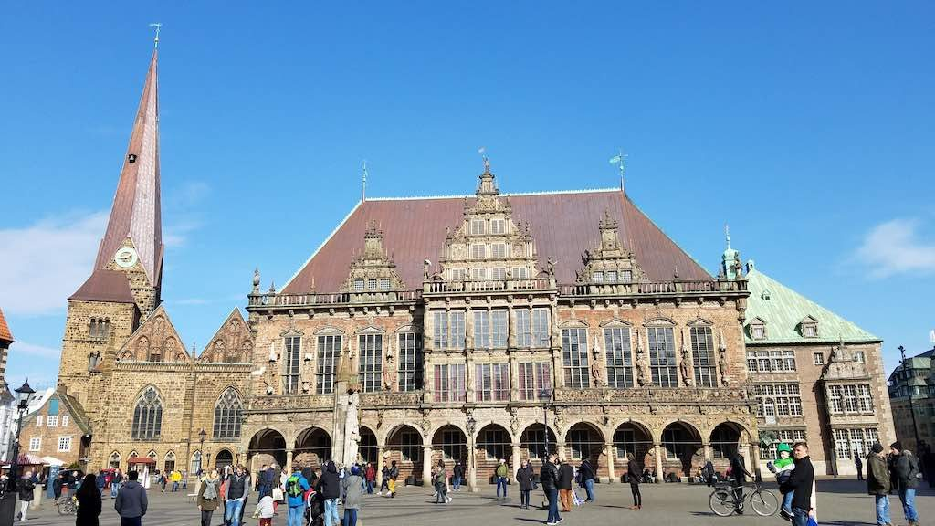 Bremen, Germany - Marketplatz
