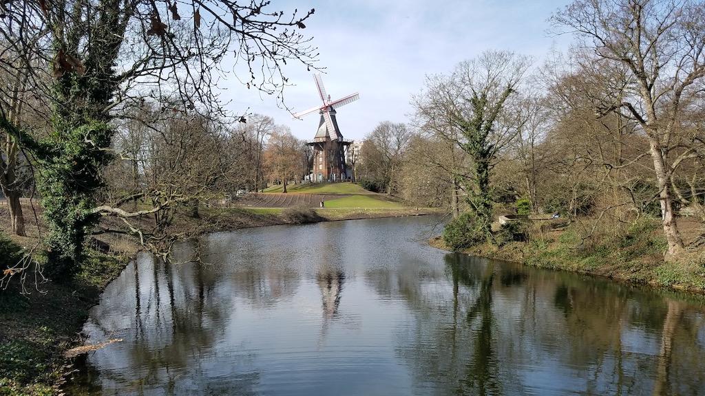 Bremen, Germany - Windmill