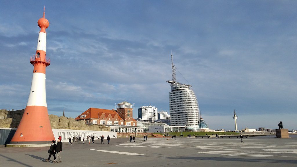 Bremerhaven, Germany - Atlantic Hotel SailCity