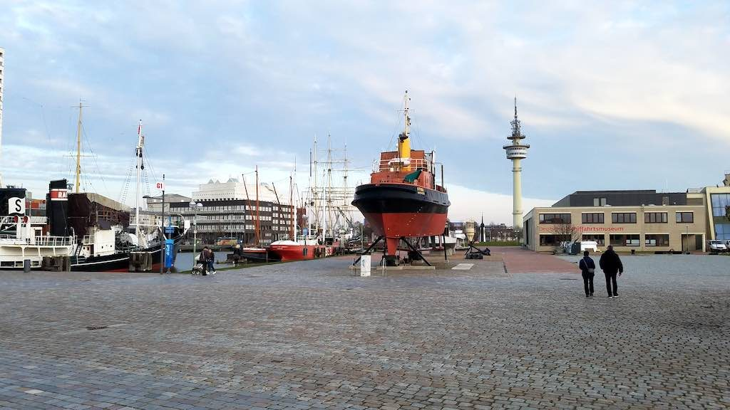 Bremerhaven, Germany - Maritime Museum