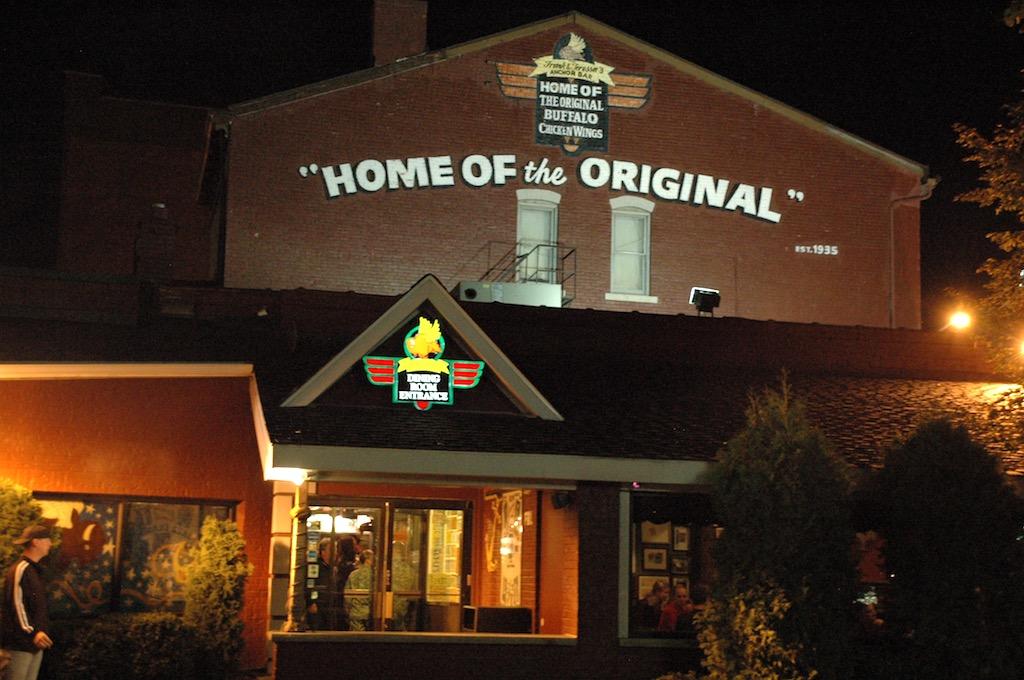 Buffalo, NewYork USA - Anchor Bar