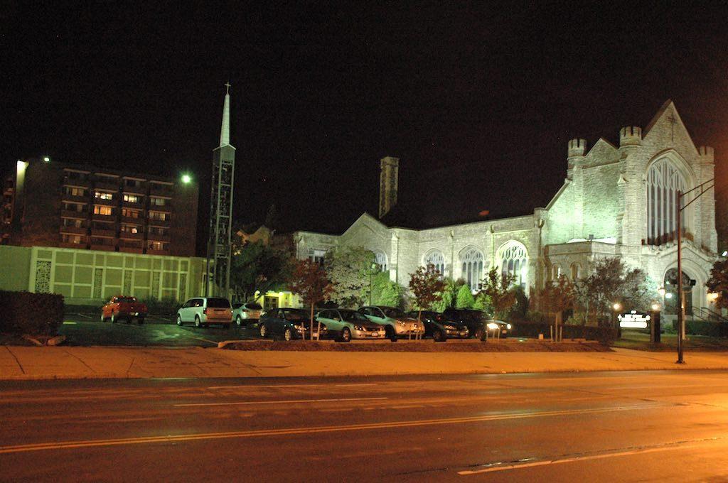 Buffalo, New York USA - Holy Trinity Lutheran Church