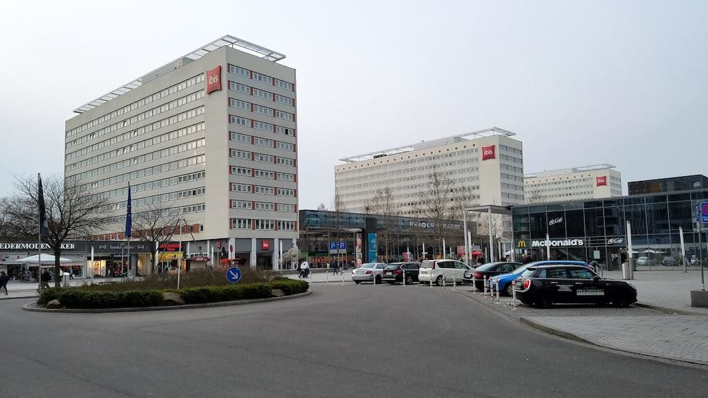 Hilton Hotel Dresden Germany