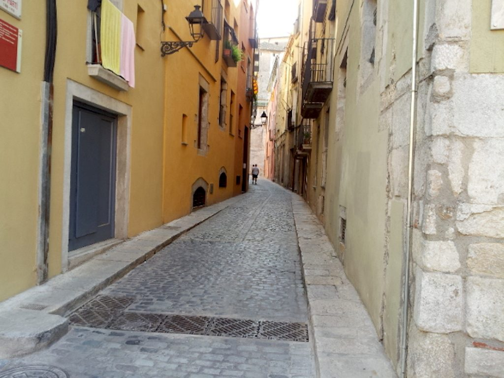 Girona, Costa Brava Spain - Street