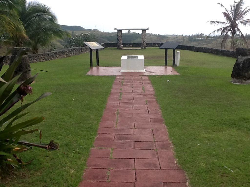 Guam - Plaset Memorias Para I Lalahi-Ta